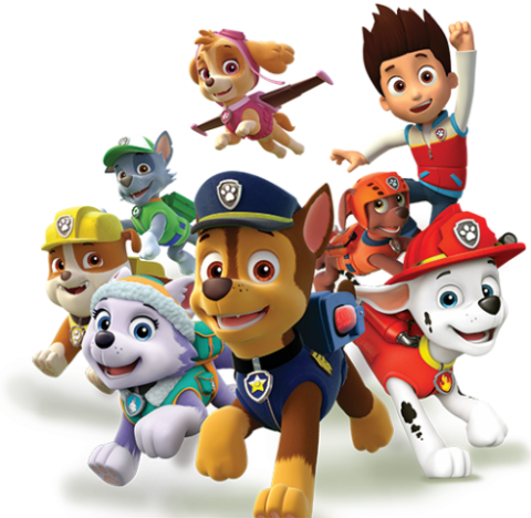 Paw Patrol at Rochester Auditorium Theatre