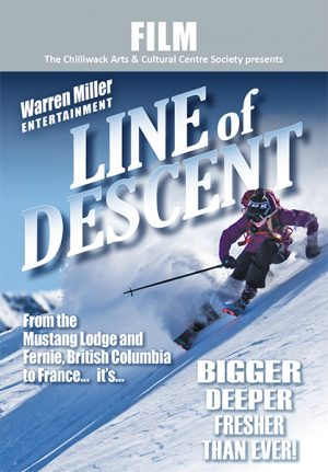 Warren Miller's Line of Descent at Rochester Auditorium Theatre