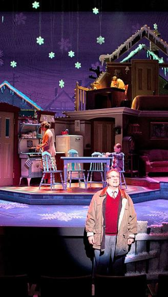 A Christmas Story at Rochester Auditorium Theatre