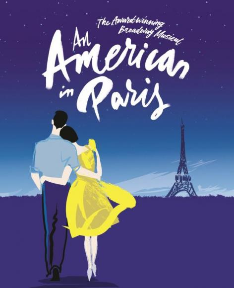 An American In Paris at Rochester Auditorium Theatre