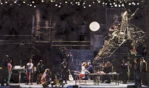 Rent at Rochester Auditorium Theatre