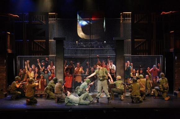 Miss Saigon at Rochester Auditorium Theatre