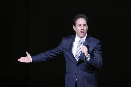 Jerry Seinfeld at Rochester Auditorium Theatre