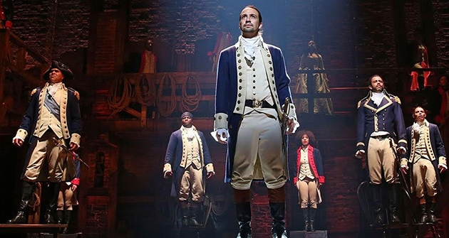 Hamilton at Rochester Auditorium Theatre