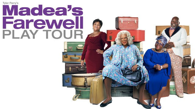 Tyler Perry's Madea's Farewell Play at Rochester Auditorium Theatre