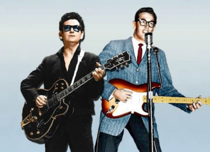 Buddy Holly & Roy Orbison Hologram Show at Rochester Auditorium Theatre