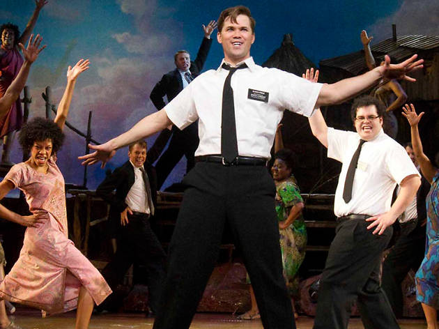 The Book Of Mormon at Rochester Auditorium Theatre