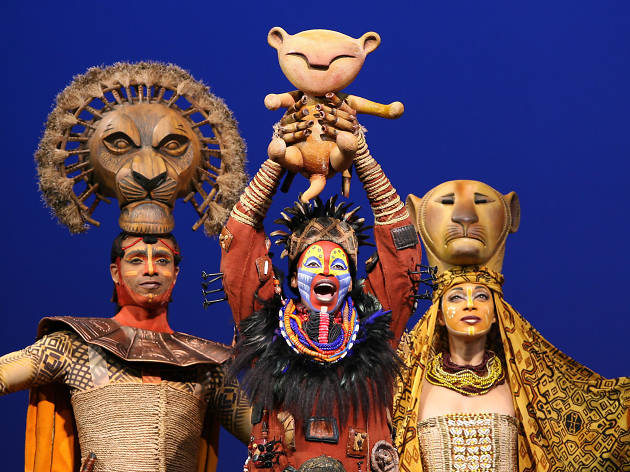 The Lion King at Rochester Auditorium Theatre