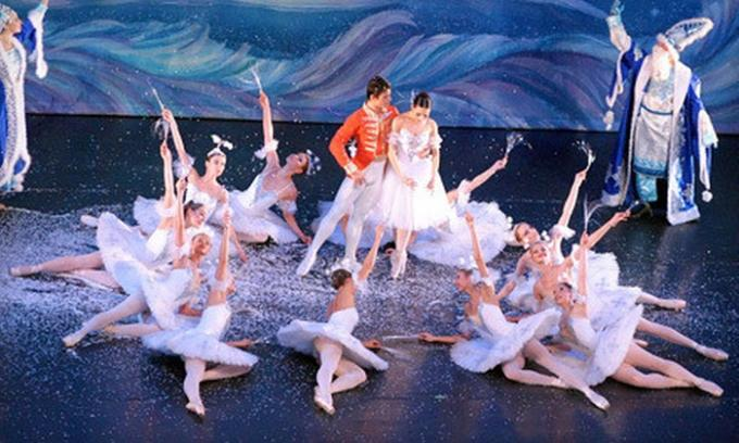 Moscow Ballet's Great Russian Nutcracker at Rochester Auditorium Theatre