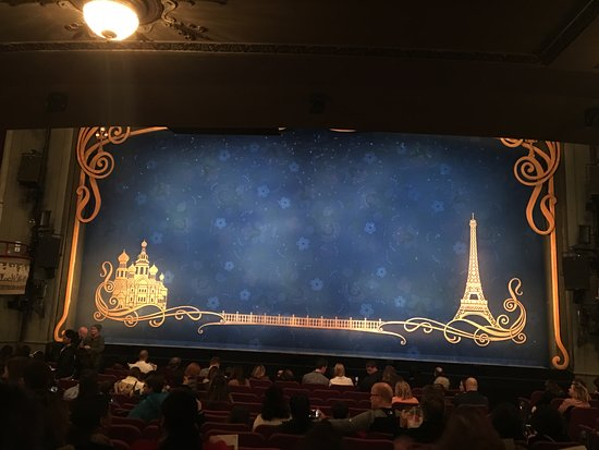 Anastasia at Rochester Auditorium Theatre