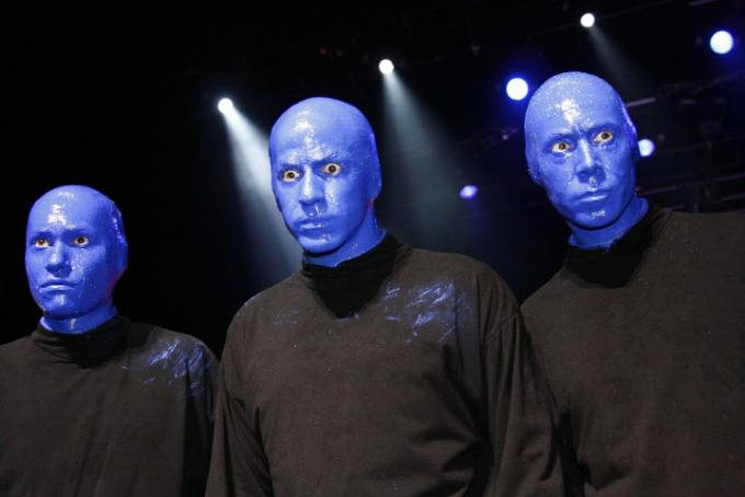 Blue Man Group at Rochester Auditorium Theatre