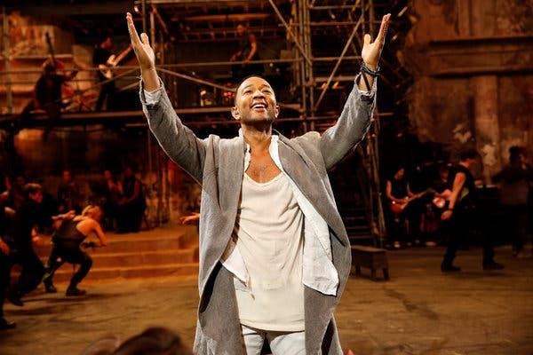 Jesus Christ Superstar at Rochester Auditorium Theatre