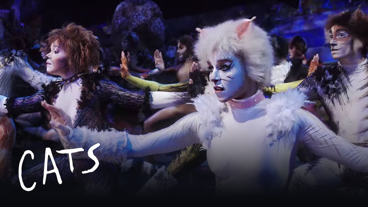 Cats at Rochester Auditorium Theatre