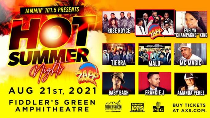 The Old School Summer Jam: Dru Hill, Ginuwine & Montell Jordan at Rochester Auditorium Theatre
