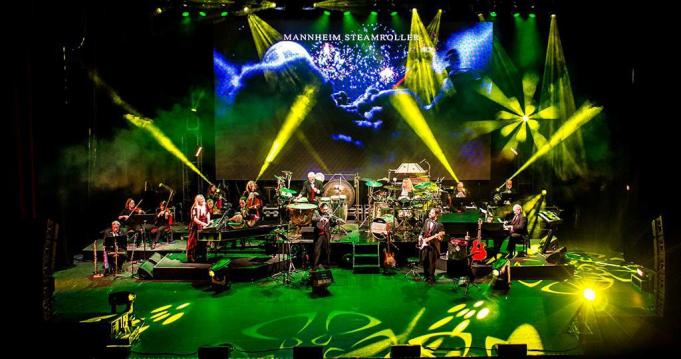 Mannheim Steamroller Christmas at Rochester Auditorium Theatre