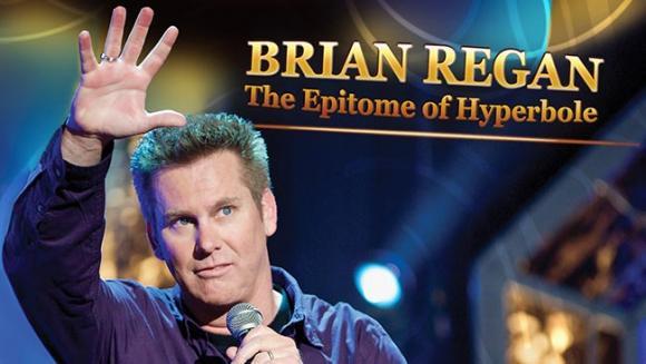 Brian Regan at Rochester Auditorium Theatre