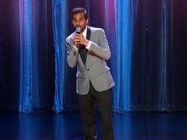 Aziz Ansari at Rochester Auditorium Theatre