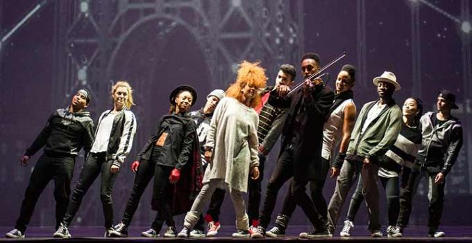 The Hip Hop Nutcracker at Rochester Auditorium Theatre